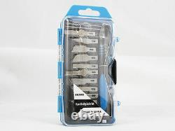 16 Pc Precision Knife Set Razor Blade Exacto Cutting Tool Arts & Craft Hobby Kit