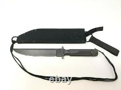 Chris Reeve Knives Nkonka Fixed Blade Knife withSheath Screwdriver Set in Handle