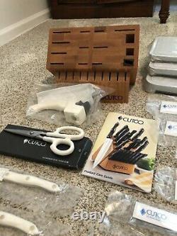 Cutco Brand New Signature Knife Set +10 STEAK. $2,500+ After Tax On Cutco. Com