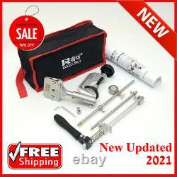 Knife Sharpener Aluminum Alloy System Blade Ruixin Pro Diamond New Update 2021