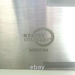 Mercer Culinary Genesis 5 Knife Set + Magnetic Board, Stainless Steel Knives