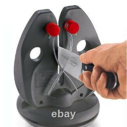 New F Dick Rapid Steel Action Sharpening Set Knife Sharpener