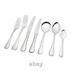 New STANLEY ROGERS BAGUETTE 56 Piece Stainless Steel 56pc Cutlery Set