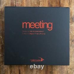Premium Stainless Steel Deglon Meeting Nesting Knife Design set