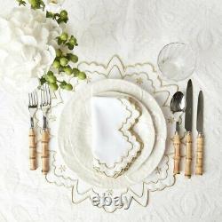 Sabre Paris Brand New Luxury Bamboo 5 Piece UK Cutlery Set