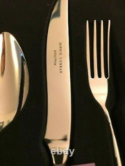 Sophie Conran for Arthur Price Rivelin Stainless Steel Cutlery Set, 16 Piece