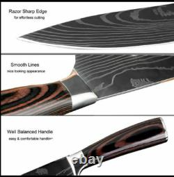 Stainless Steel Kitchen Knives By Vertoku (40% Off)