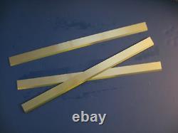 Woodmaster 718 High Speed Steel Planer Knives 18-1/2 X 11/16 X 1/8 Set Of 3