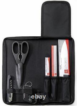 Wusthof Gourmet Seven Piece Traveler Knife Set 1065066101 NEW