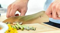 Amway Icook 5 Pièces Couteau De Cuisine Ensemble 102709e Couteau De Cuisine En Acier Inoxydable Allemand