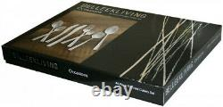 Belleek Viving Occasions 44 Piece Cutlery Set 18/10 Acier De Teneur Newfoxed