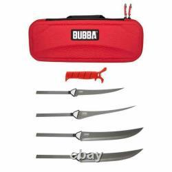 Bubba Blade 1991724 Ensemble De Couteaux Interchangeables Multi-flex Avec 4 Lames 2ème Jour D'air
