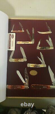 Case Famille Encyclopédie De Marque Knife Set Volume 1 À 3
