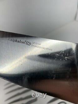 Couteau De Coutellerie En Acier Inoxydable 15 Pièces Classique Et Ensemble De Blocs