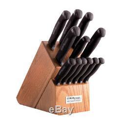 Cuisine Froidacier 59ksset Cold Steel Classics Whole Ensemble De Couteaux 13 Pièces