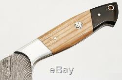 Damas Chef / Cuisine Couteau Sur Mesure Lame 9 Pièces. Ensemble. Ec-1040-oh