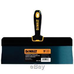 Dewalt Taping Couteau Set Big Blue Steel Retour 8-10-12-14 Avec Bonus 6 Couteau Commun
