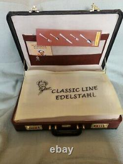 Edenstahl Solingen 72 Pièces Couverts En Acier Inoxydable Set De Cantine 18/10 Classic
