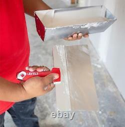Ensemble D'outils À Main À Paroi Sèche En Acier Bleu/carbone Level5 Pro-grade Taping Fi