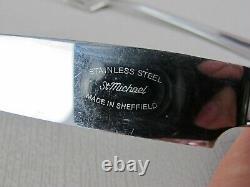 Ensemble De Couverts De Cantine En Acier Inoxydable St Michael M&s Vintage. Couteaux À Cuillères De Fourchettes