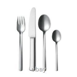 Georg Jensen. Acier Inoxydable 16 Pcs. Cutlery Set Bo Bonfils