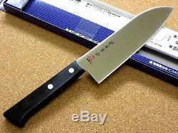 Japonais 3 Sets De Cuisine Couteaux Santoku Chef Utilitaire Lame Dentelée Seki Japon