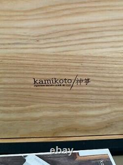 Kamikoto Véritable Japonais En Acier Kanpeki 3 Niigata Ensemble De Couteaux Livraison Gratuite