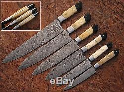 Le Jeu De Damas Lame Couteau De Cuisine 06 Oc, 1071-bh