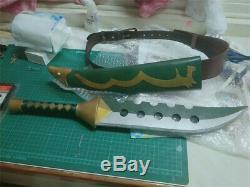Les Sept Péchés Capitaux Cosplay Meliodas Épée Couteau À 58cm Pvc Props Halloween