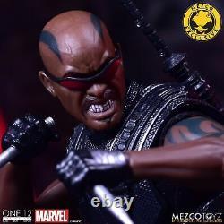 Mezco One12 Blade MDX Exclusive Edition Armor Vest T-shirt Couteau Mez-itz Set