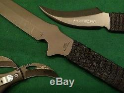 Ninja Sword And Set Knifes