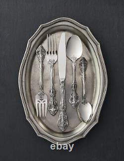 Oneida En Acier Inoxydable 18/10 Michelangelo Couteaux À Steak (ensemble De 12) Nouveau Flatware
