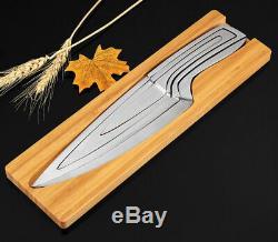 Premium Set 5cr17mov En Acier Inoxydable Deglon Réunion Couteau Design Unique