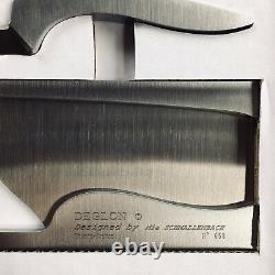 Réunion Deglon En Acier Inoxydable Design Premium Nesting Ensemble De Couteaux