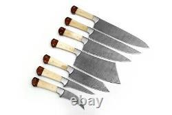 Set De Damas Lame Professionnelle Couteau De Cuisine Dp-1064-b