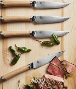 Shun Hikari Steak Couteau Ensemble De 4 Couteaux 5hdms0430 Brand Nouveau