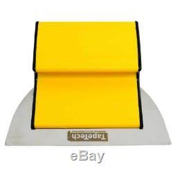 Tapetech Cloison Sèche Finition Lissage Lame Set 10-12-14 Couteaux + Poignée Extension