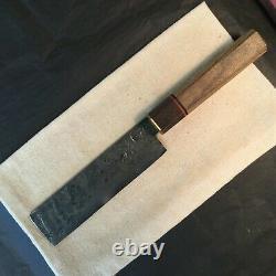 Usuba, Blade En Acier Au Carbone Blank, Set Pour La Fabrication De Couteaux, L'artisanat, Hobby, Bricolage