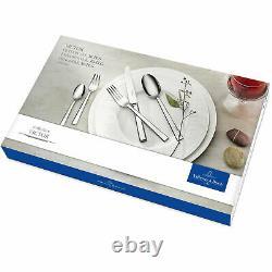 Villeroy & Boch Victor 30 Piece Gift Cutlery Set Qualité 18/10 Acier Inoxydable