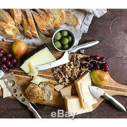 Zwilling J. A. Henckels Fromage En Acier Inoxydable Couteau Set